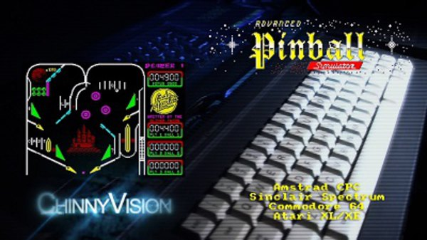 ChinnyVision - S01E160 - Advanced Pinball Simulator