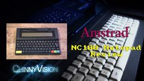 ChinnyVision - Episode 163 - The Amstrad NC100 Notepad Computer Review