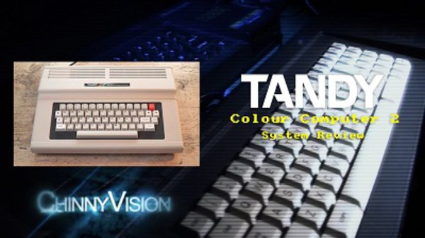 ChinnyVision - S01E170 - Tandy Colour Computer 2
