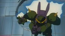Kidou Shin Seiki Gundam X - Episode 32 - That's The G-Falcon!