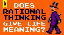 8-Bit Philosophy - Episode 7 - Does Rational Thinking Give Life Meaning? (Kierkegaard)