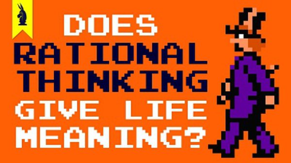 8-Bit Philosophy - S01E07 - Does Rational Thinking Give Life Meaning? (Kierkegaard)