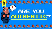 8-Bit Philosophy - Episode 10 - Are You Authentic? (Heidegger + River City Ransom)