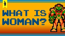 8-Bit Philosophy - Episode 13 - What is Woman? (de Beauvoir + Metroid)