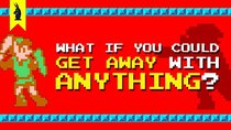 8-Bit Philosophy - Episode 14 - What If You Could Get Away With Anything? (Plato + Zelda)