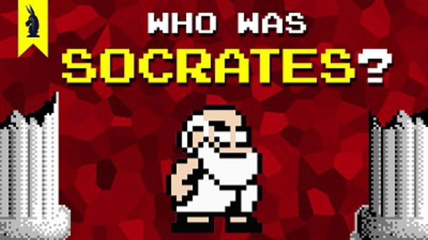 8-Bit Philosophy - S01E18 - Who Was Socrates?