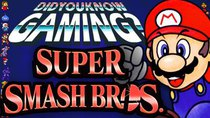 Did You Know Gaming? - Episode 213 - Super Smash Bros (N64)