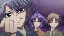 Kakyuusei 2: Hitomi no Naka no Shoujo-tachi - Episode 9 - The Lost Child at the Summer Festival
