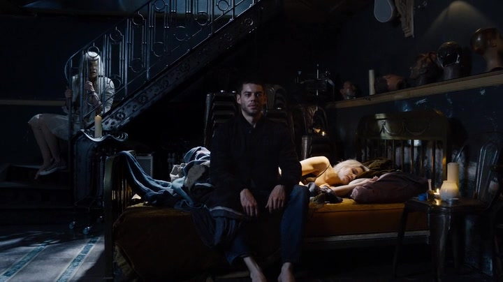 Screencaps of Sense8 Season 2 Episode 1
