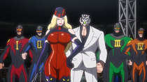 Tiger Mask W - Episode 30 - The Tiger's Sanction