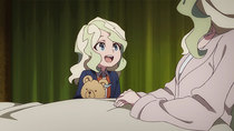 Little Witch Academia - Episode 19 - Cavendish