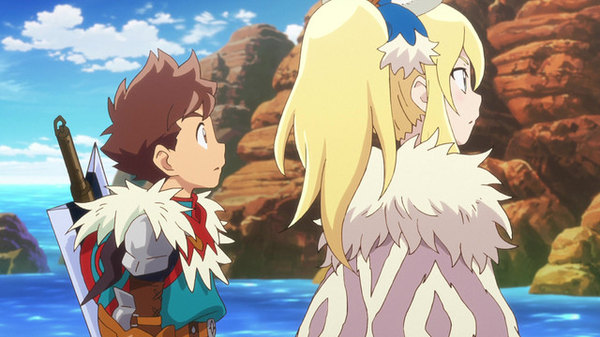 Monster Hunter Stories Ride On Season 1 Episode 32