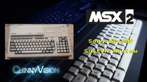 ChinnyVision - Episode 176 - Sony HB-F9P MSX 2 System Review
