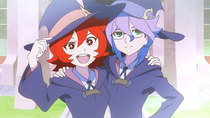Little Witch Academia - Episode 21 - Wagandea