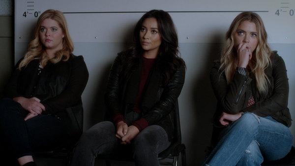 Pretty Little Liars Season 7 Episode 18