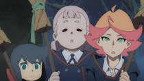 Little Witch Academia - Episode 24 - The Road to Arcturus