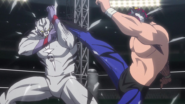 Tiger Mask W - Ep. 37 - Farewell Tiger