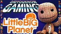 Did You Know Gaming? - Episode 223 - LittleBigPlanet