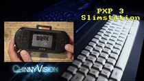 ChinnyVision - Episode 183 - PXP3 Slimstation. Megadrive Gaming For A Tenner?