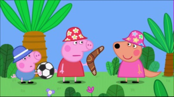 Peppa Pig сезон 5 серия 22