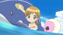 Puripuri Chii-chan!! - Episode 16 - Shine! Enjoying the Sea in Summer!