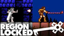 Region Locked - Episode 22 - This Castlevania Clone Never Left Japan: Holy Diver