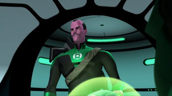 Preview for Green Lantern: The Animated Series Episode 20
