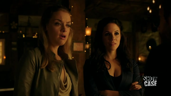 Lost girl nudity 2
