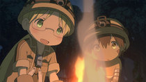 Made in Abyss - Episode 8 - Survival Training