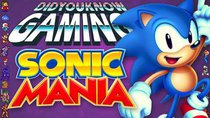Did You Know Gaming? - Episode 228 - Sonic Mania
