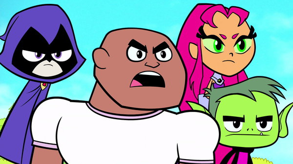 Teen Titans Go Season 2 Episode 15-9782