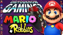 Did You Know Gaming? - Episode 229 - Mario + Rabbids Kingdom Battle