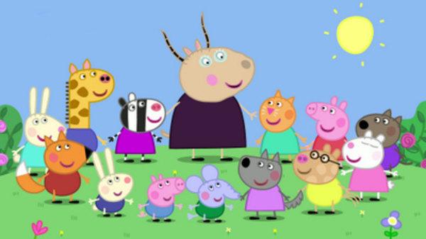 Peppa Pig сезон 5 серия 23