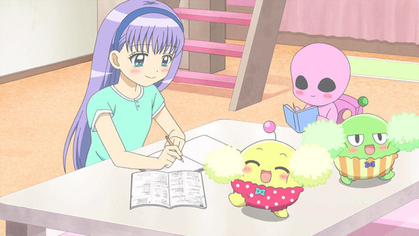 Puripuri Chii-chan!! - Ep. 22 - Oh, No! Yuka's Suffering from Summer Heat Fatigue!