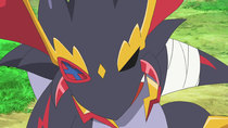Future Card Buddyfight Batzz - Episode 25 - Birth! Overturn Black Death Dragon Rises!