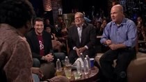 The Green Room with Paul Provenza - Episode 1 - Drew Carey, Reginald D. Hunter, Eddie Izzard, and Larry Miller