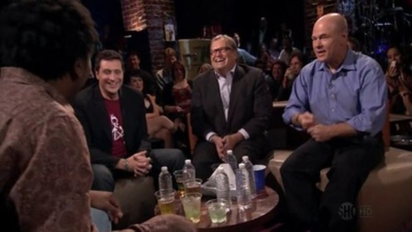 The Green Room with Paul Provenza - S01E01 - Drew Carey, Reginald D. Hunter, Eddie Izzard, and Larry Miller