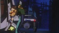 Yuusha Ou GaoGaiGar - Episode 4 - The Fugitive Zonder