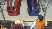 Yuusha Ou GaoGaiGar - Episode 5 - Blue and Red