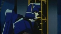 Yuusha Ou GaoGaiGar - Episode 7 - Drive away the Black 300