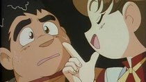 Yuusha Ou GaoGaiGar - Episode 10 - A World Devoid of Light
