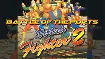 Battle of the Ports - Episode 14 - Virtua Fighter 2