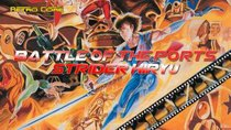 Battle of the Ports - Episode 25 - Strider Hiryu / Strider