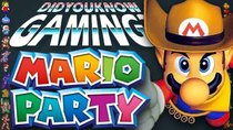 Did You Know Gaming? - Episode 157 - Mario Party