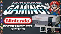 Did You Know Gaming? - Episode 91 - NES