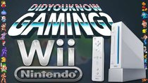 Did You Know Gaming? - Episode 97 - Nintendo Wii