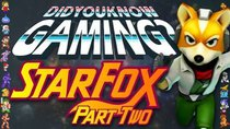 Did You Know Gaming? - Episode 100 - Star Fox (Part 2)