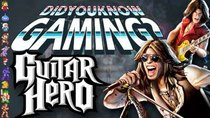 Did You Know Gaming? - Episode 106 - Guitar Hero