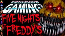 Did You Know Gaming? - Episode 108 - Five Nights at Freddy's & The Fake FNAF 4