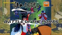 Battle of the Ports - Episode 69 - The Legend of Kage